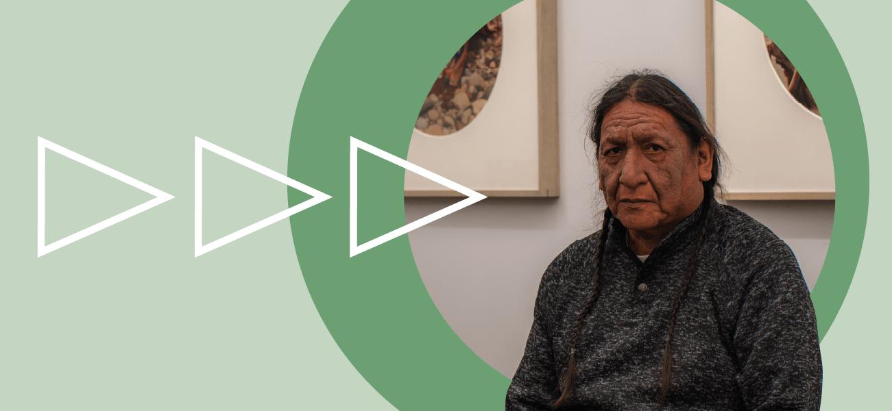 Elders Storytelling Series: Anthony Starlight